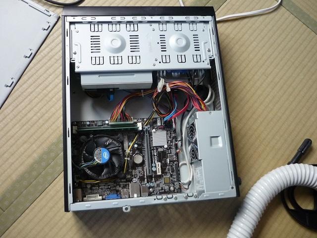 旧パソコン入れ替え1