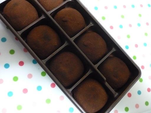 チョコきびだんご2