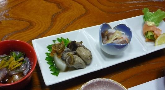 瀬戸の華料理1