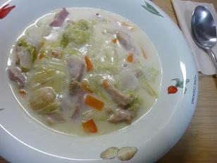 白菜クリーム煮