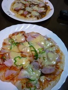 ザ・餅ピザ