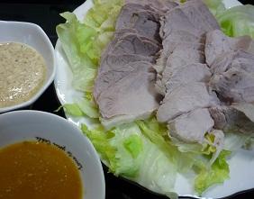 らくちん煮豚4