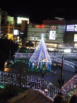 三ノ宮クリスマス