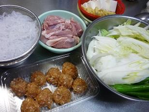 とり野菜鍋2