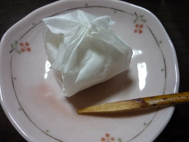 姫路銘菓「沙羅」2