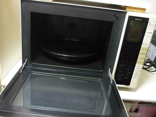 オーブン電子レンジ1