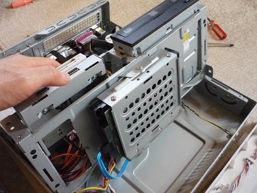 パソコン内部3