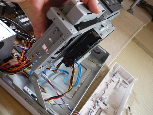 パソコン内部2