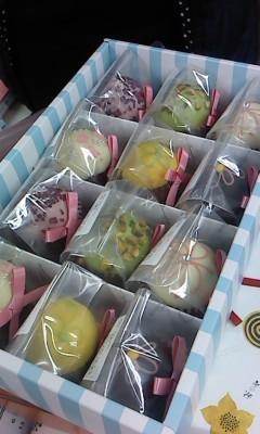 ホワイトデーお菓子1